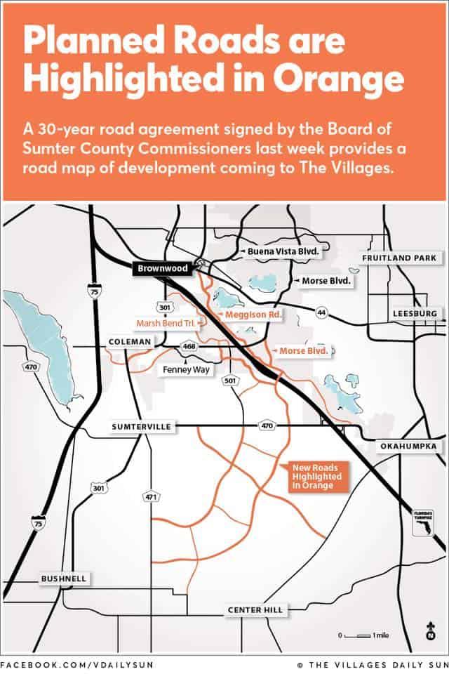 Road Plan for Sumter County, FL | Samantha Merritt Realtor